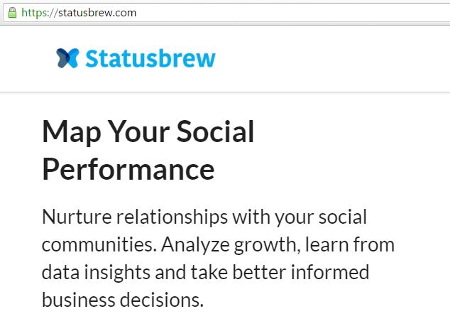 Закончил скрипт для продвижения Twitter по аналогии StatusBrew